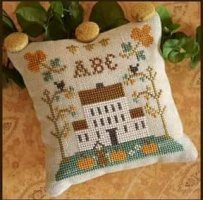 Little House Sampler ABC