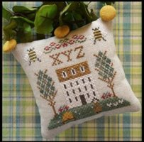 Little House Sampler XYZ