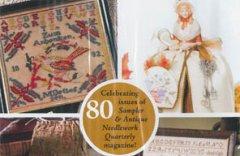 Sampler and Antique Quarterly DVD 1991-2015