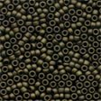 Mill Hill Mocha Antique Seed Beads 03024