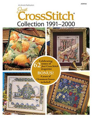 Just Cross Stitch 1991-2000 DVD Collection
