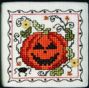 Teenie Tiny Halloween III with charms