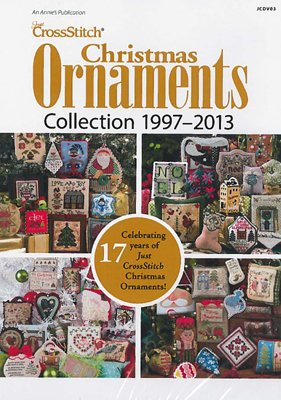 Just CrossStitch Christmas Ornament DVD (1997-2013)