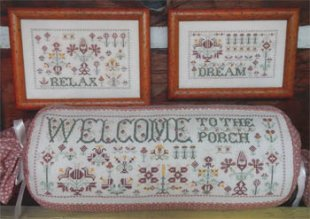 Porch Welcome