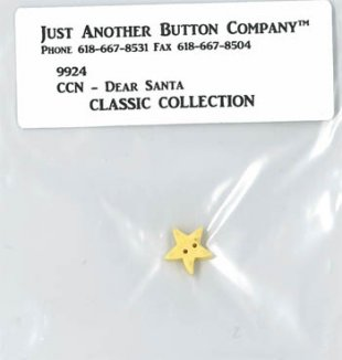 Dear Santa Button Pack