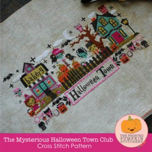 Mysterious Halloween Town
