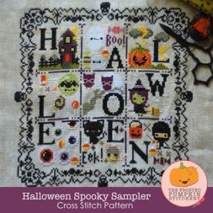 Halloween Spooky Sampler