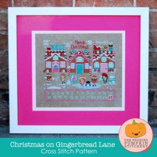 Christmas On Gingerbread Lane