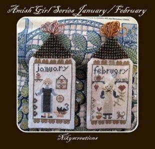 Amish Girls January February