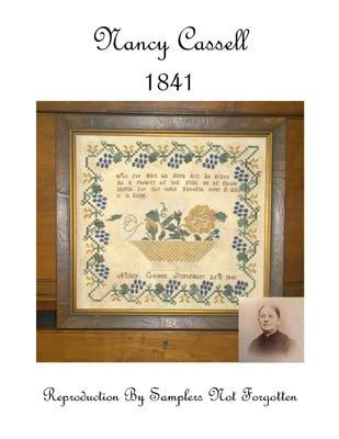 Nancy Cassell 1841