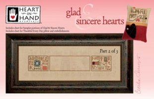 Glad and Sincere Hearts Part Two