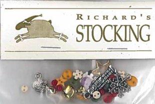 Richard's Stocking Charm Pack