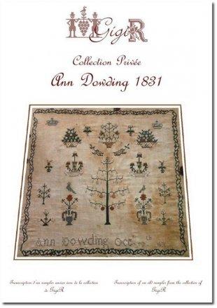 Ann Dowding 1831