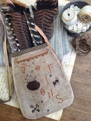 Potions Sewing Pouch