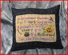 Dark Cheery Halloween