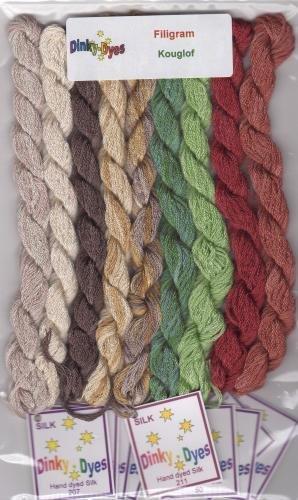 Kouglof Silk Fiber Pack