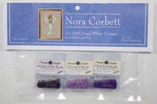 Angel White Embellishment Pack