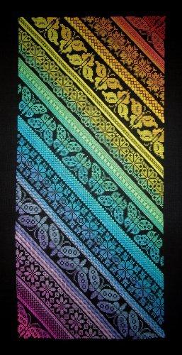 Twisted Rainbow Sampler