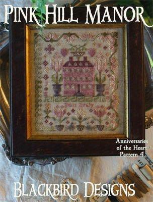 Blackbird Designs Pink Manor
