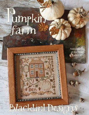 Blackbird Designs Pumpkin Farm