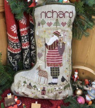 Richard's Stocking