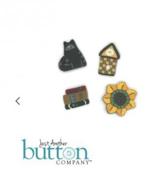 September Button Pack
