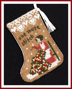 Victoria Sampler One More Stitch Accessory Pack