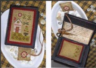 Tudor Rose Stitch Book