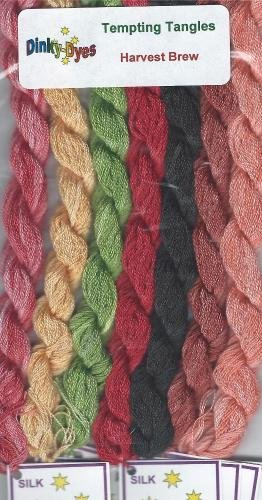 Harvest Brew Silk Fiber Pack