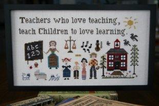 Teachers Love Teaching