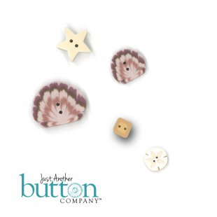 August Button Pack