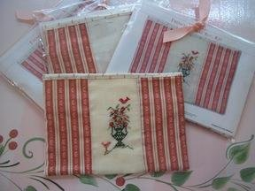 French Floral Bag Kit