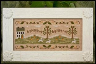 Bunny Hop by Country Cottage Needleworks