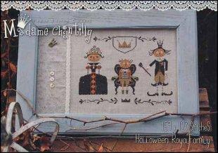 Halloween Royal Family