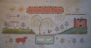 Brown Egg Sampler Farm