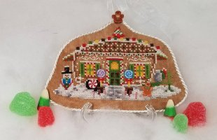 Gingerbread Camper