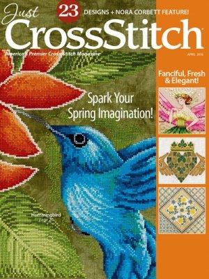 Just Cross Stitch Magazine March/April 2016