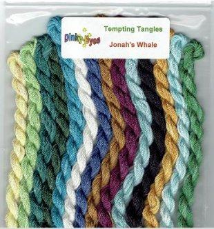 Jonah's Whale Silk Fiber Pack