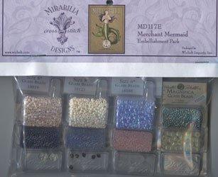 Merchant Mermaid Embellishment Pack