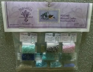 Mermaid Undine Embellishment Pack