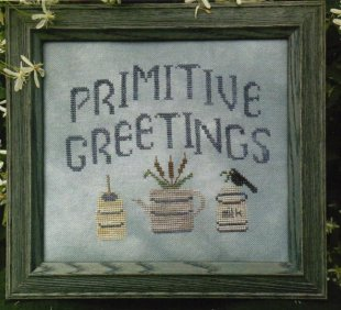 Primitive Greetings