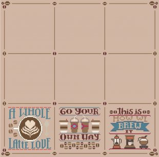 Cool Beans Series Layout