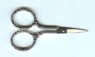 "Sullivan Embellished 4"" Heirloom Scissors"