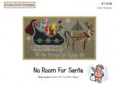 No Room For Santa by Cross-Point Designs