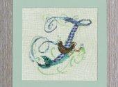 Letters From Mermaids F by Nora Corbett