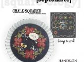 Squareology Moment In Chalk September