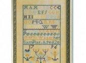 Miss Mary's Sampler 1796