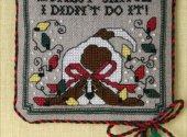 Honest Santa I Didn't Do It