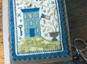 Patriotic Stitch Book