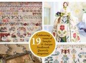Sampler and Antique Quarterly 2011-2015 DVD